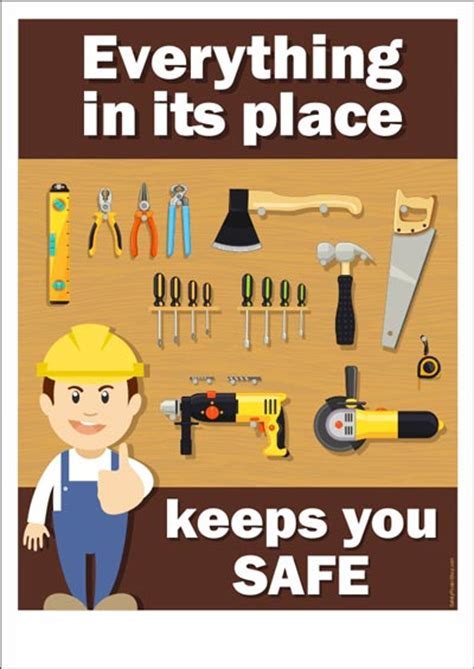 construction safety posters safety poster shop