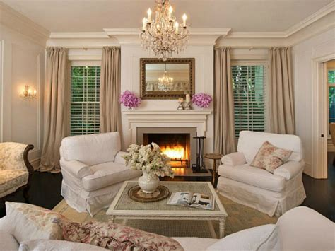celebrity homes 10 stunning living rooms la casa shabby chic di jessica simpson arredamento