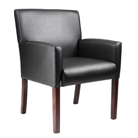 reception arm chair b629m