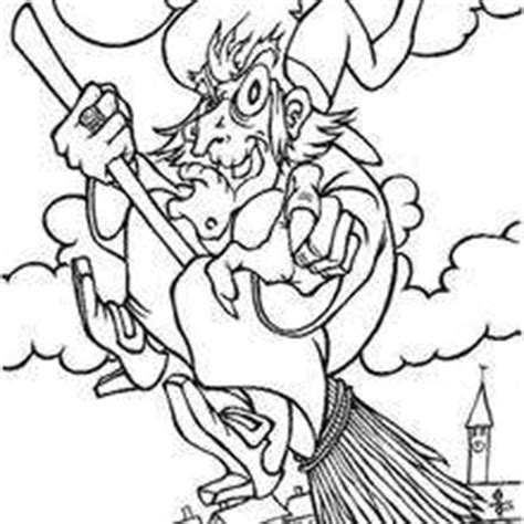 mean witch coloring page halloween coloring pages 364 printables to color online