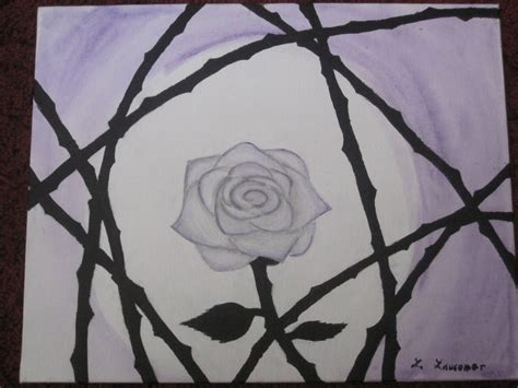 among the roses there are thorns a cinnamon black book books a among thorns by kiyushi on deviantart
