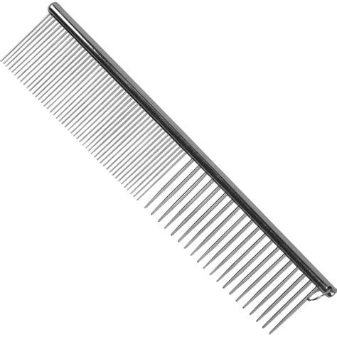 laube metal finishing comb 7 quot 1 1 2 quot teeth la12004 from