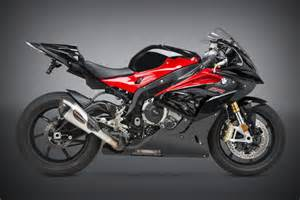 Bmw S1000rr Exhaust Yoshimura Has A New Slip On Exhaust For The 2015 16 Bmw