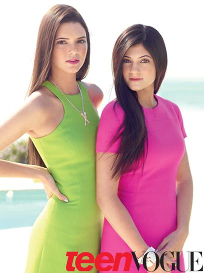 teen magazine kendall and kylie jenner fashion house kendall and kylie jenner on the cover of