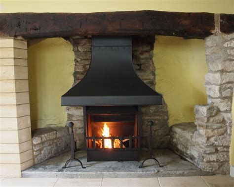 Traditional Open Fireplaces by Camelot Open Fires Fireplace Woodburning Design Ideas