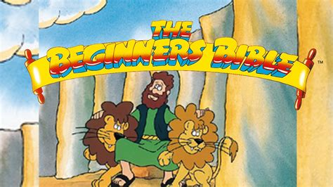 the beginner s bible daniel and the lions den i can read the beginner s bible books daniel and the lions beginners bible