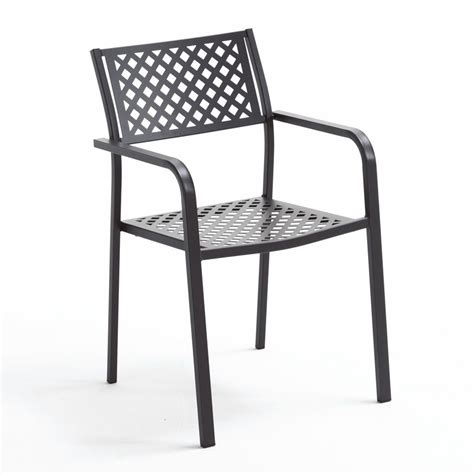 silla metalica apilable rig16 silla m 233 talica con reposabrazos apilable para
