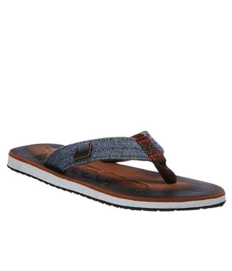 vs slippers sparx brown slippers price in india buy sparx brown