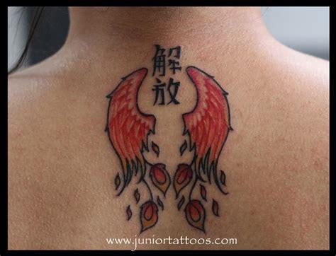 phoenix kanji tattoo 192 best tattoo phoenix images on pinterest tattoo