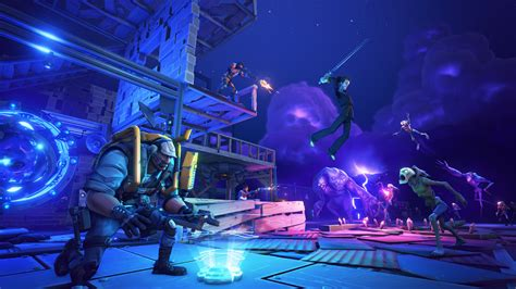Fortnite Is Not What You'd Expect From The Makers Of Gears