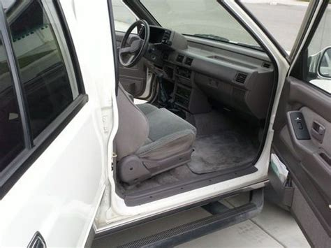 salt rock ls for sale find used 1995 isuzu rodeo ls sport utility 4 door 2 6l
