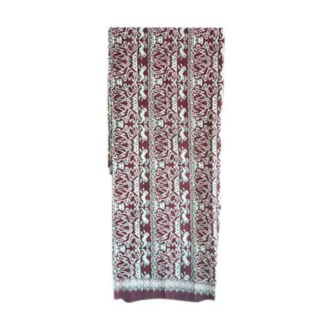 615 Kain Batik Encim Cap jual smesco trade cap prima motif binatang dan pohon cemara kain batik harga kualitas