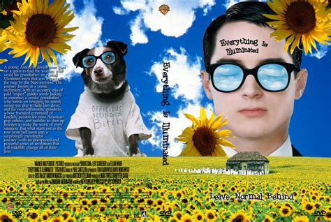 everything is illuminated dvd custom covers