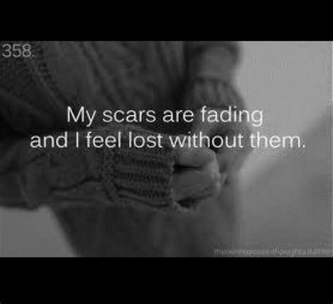 Quotes About Scars From Cutting