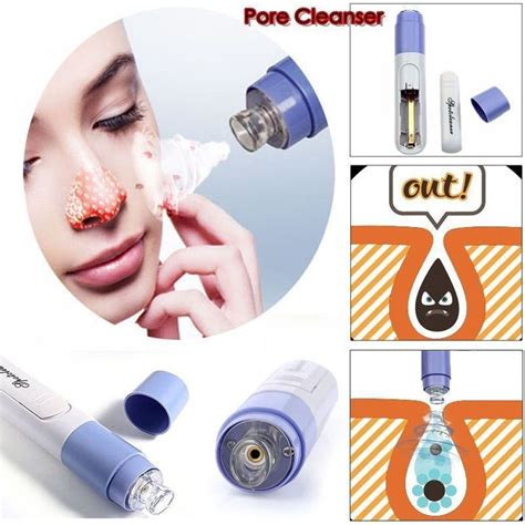 Acne Care Cleanser electronic skin care pore blackhead remover cleaner