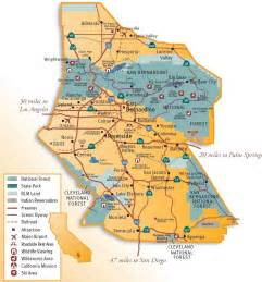 inland empire california map inland empire map search warehousing in the ie