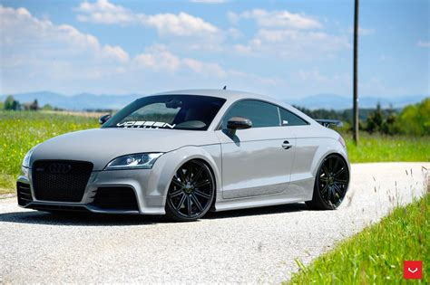 Tuning Audi Tt by Audi Tt Rs Tuning Wallpapers Hd Sport Vossen Wheels