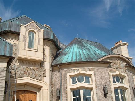 copper roof the pro s and con s of copper roofing pnw roofer