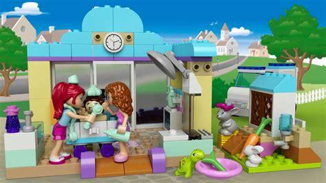 Lego Juniors Mias Vet Clinic 10728 lego 174 juniors 10728 s vet clinic