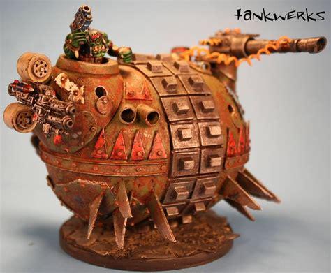 16 best warhammer 40k ork conversions images on