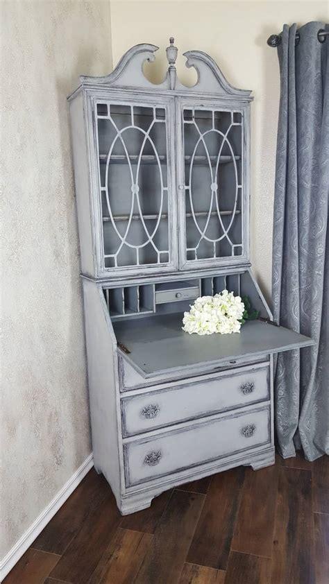 antique drop front desk with hutch antique drop front desk with hutch china cabinet