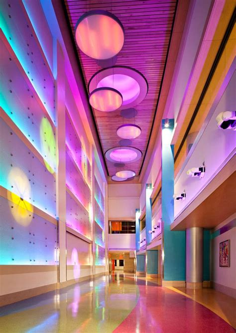 light the night walk phoenix arizona s phoenix children s hospital by hks architects