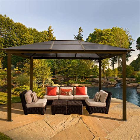 all weather gazebo gazebo design awesome all weather gazebo gazebo kits