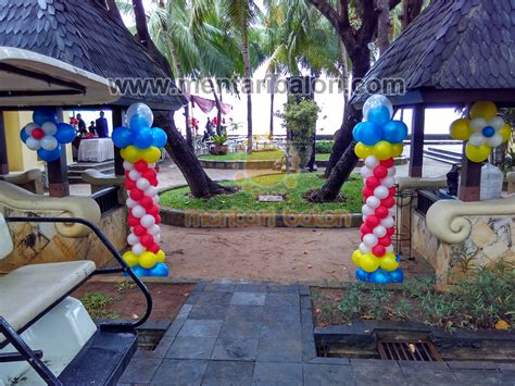 Jual Balon Dekorasi by Balon Dekorasi Out Door Mentari Balon Pusat Jual Balon