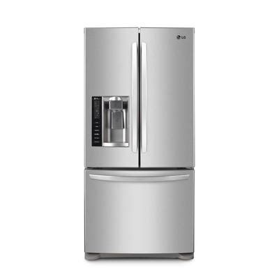 33 Wide Door Refrigerator With Water Dispenser by Lg 24 9 Cubic 33 Inch Wide Water And Dispenser 3