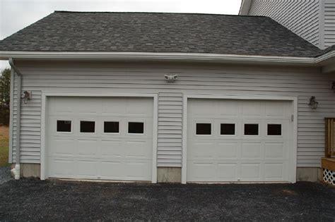 Standard Garage Door by Bourbeau Custom Homes Inc