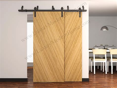 Bypass Barn Doors Bypass Sliding Barn Door Hardware