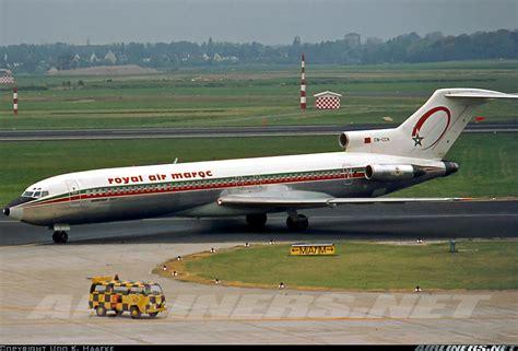 ram airlines boeing 727 2b6 adv royal air maroc ram aviation