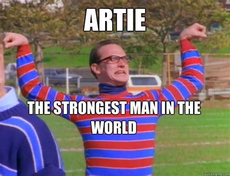 Strong Man Meme - trending