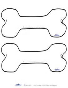 Bone Template by Pin Bone Printable Template Pictures On