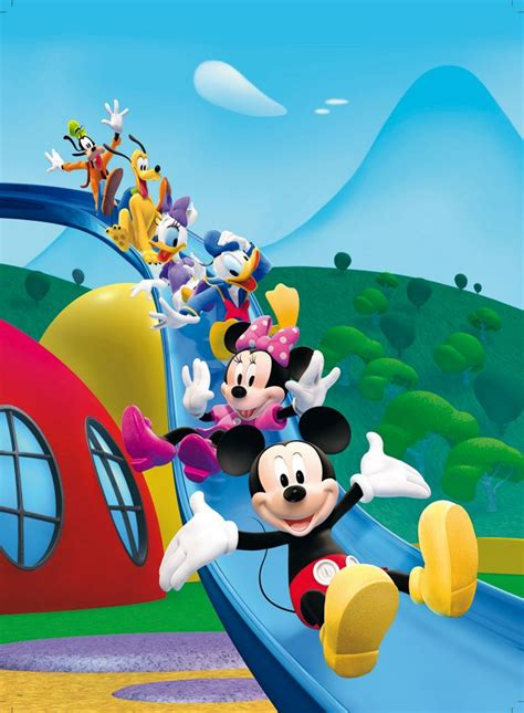 Mickey mouse clubhouse backgrounds group 46