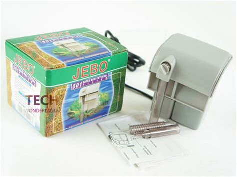 jebo 501 502 503 505 aquarium waterfall filter fish tank