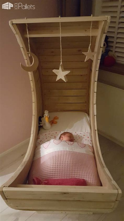 Diy Moon Bed Crescent Moon - 25 best ideas about wooden pallet beds on