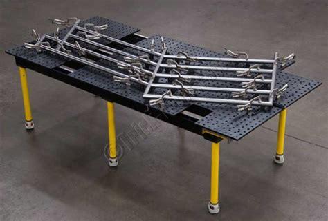 tmq59648f strong hand buildpro max welding table jig fixture