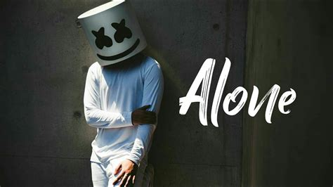 marshmello alone marshmello alone music video new song 2017 youtube