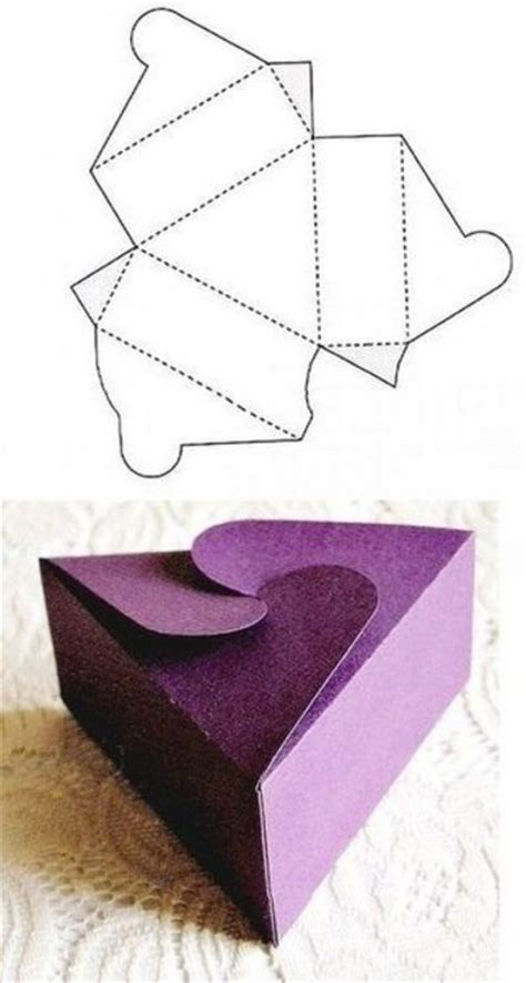 templates for gift boxes paper box template crafts diy juxtapost