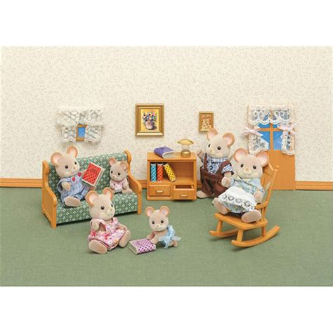 calico critters living room international playthings cc2255 living room set calico critters international playthings cc2255