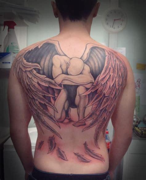 imagenes de tatuajes de un angel tatuaje de un angel ca 237 do tatuajes de 193 ngeles