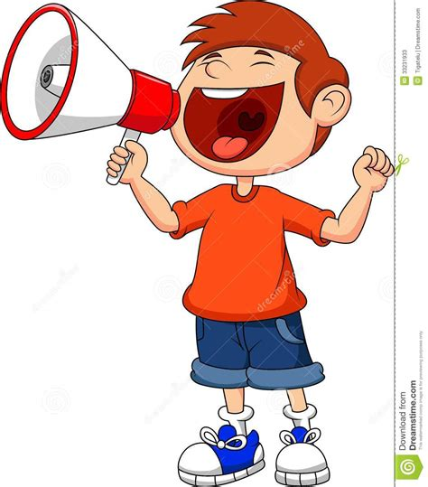 clipart yelling shouting clipart clipart panda free clipart images