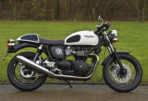 Retro Motorrad A2 by Triumph Thruxton 900 Ace 2015 2016 Review Mcn