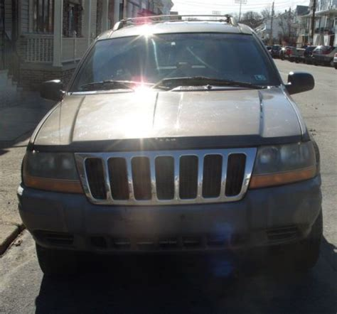 2000 Jeep Grand Mpg Buy Used 2000 Jeep Grand Laredo Owners Manual