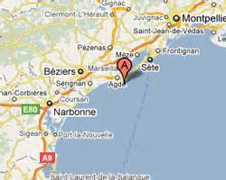 Cap D Agde France Map » Home Design 2017