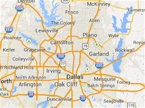 map of dallas area estate sales near me