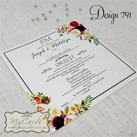 wedding invitations auckland mycards wedding invitations auckland new zealand