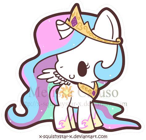 imagenes kawaii mlp squishy princess celestia my little pony friendship is