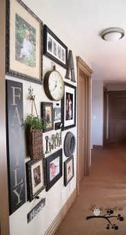 Wall Gallery Ideas by Lookie What I Did My Picture Gallery Wall For
